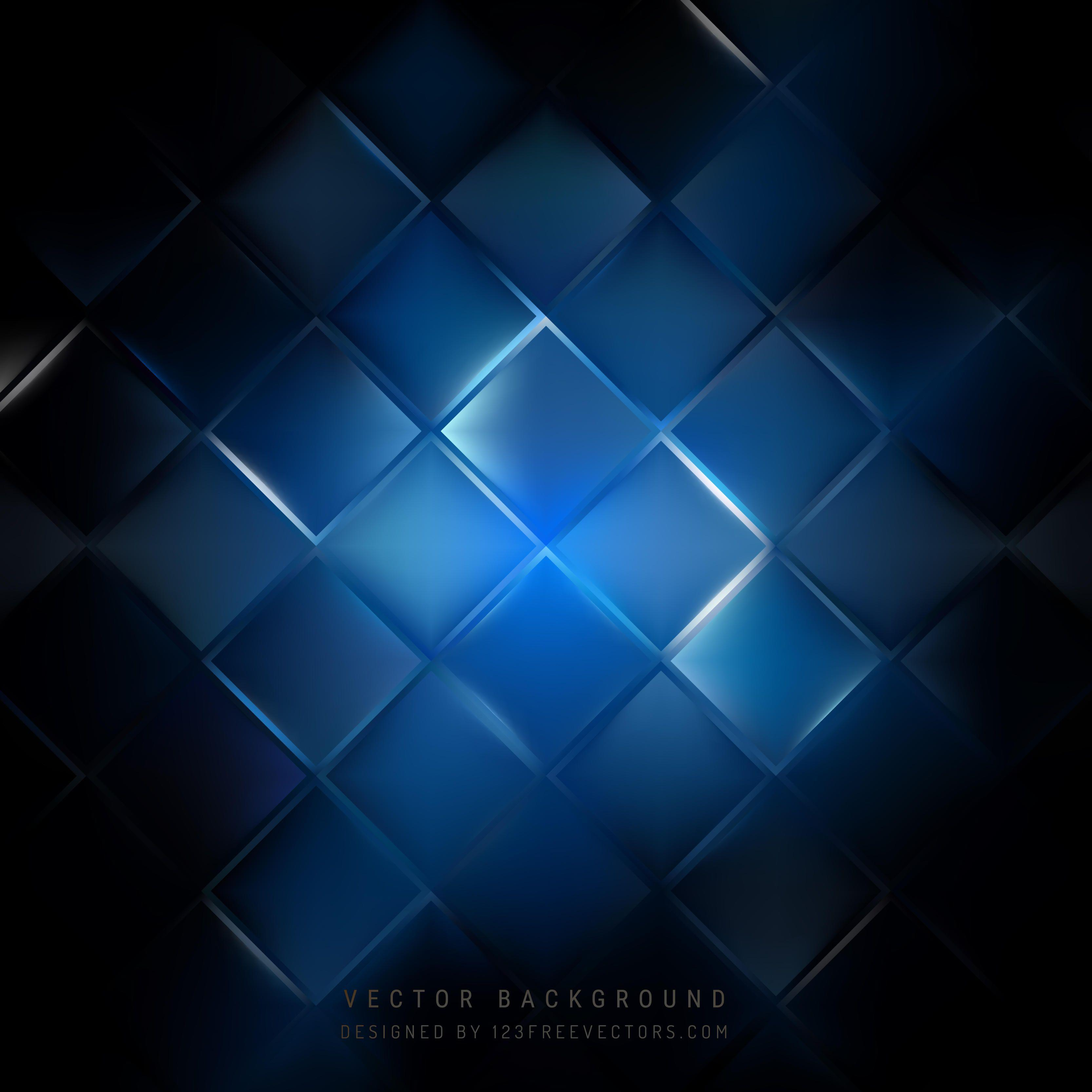 Blue And Black Backgrounds