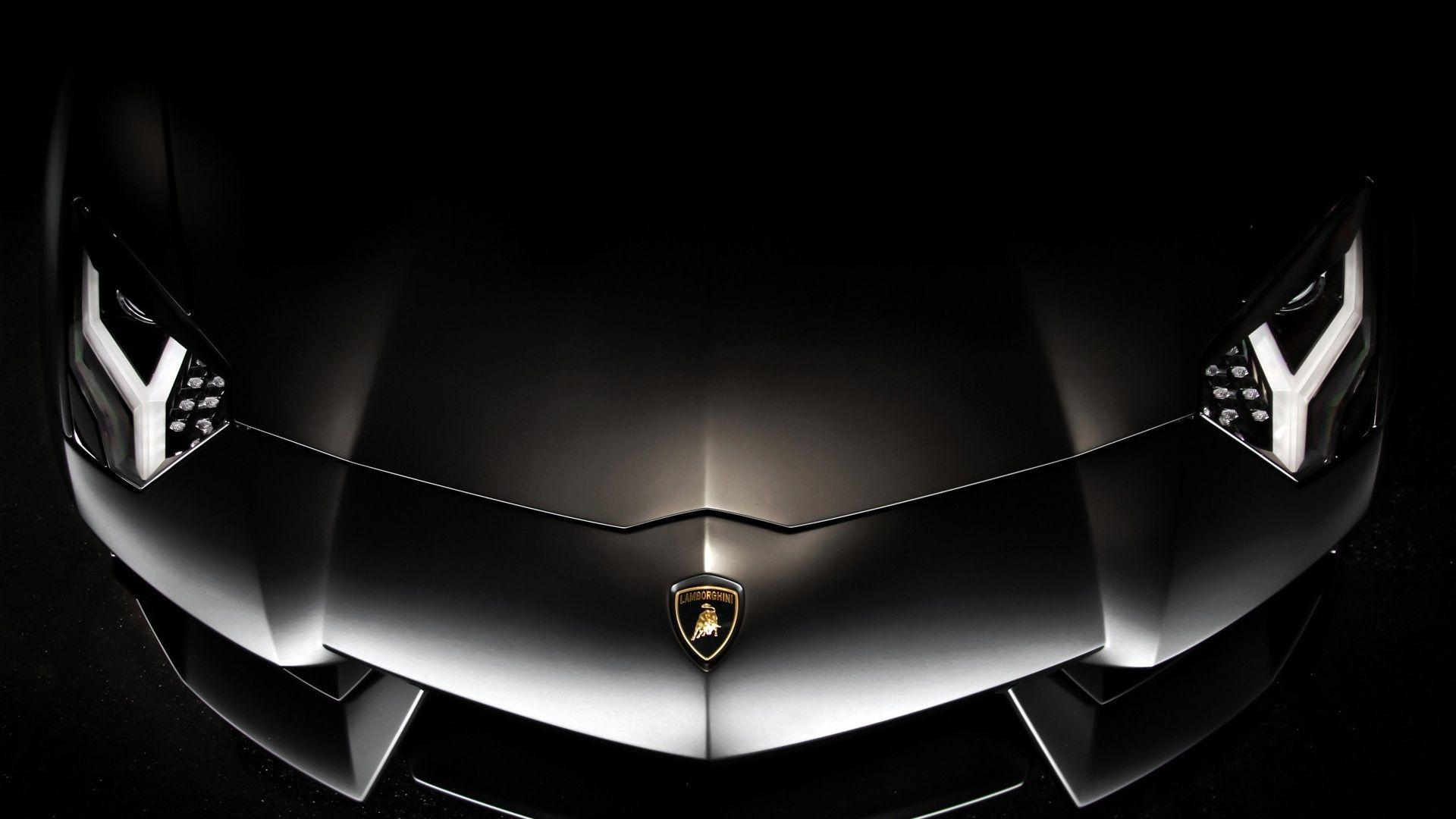 Lamborghini Logo Hd Wallpapers Wallpaper Cave