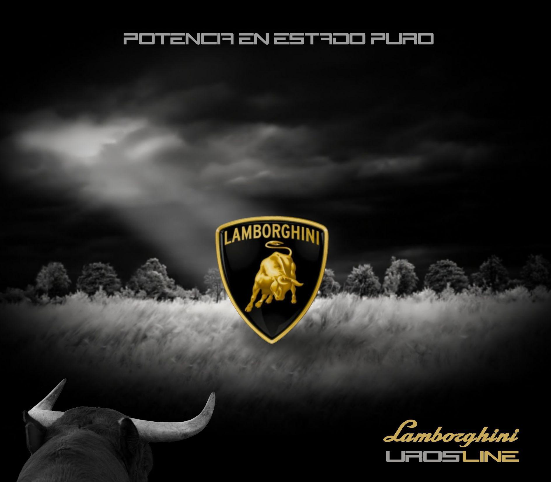 Lamborghini Logo Wallpapers 3d