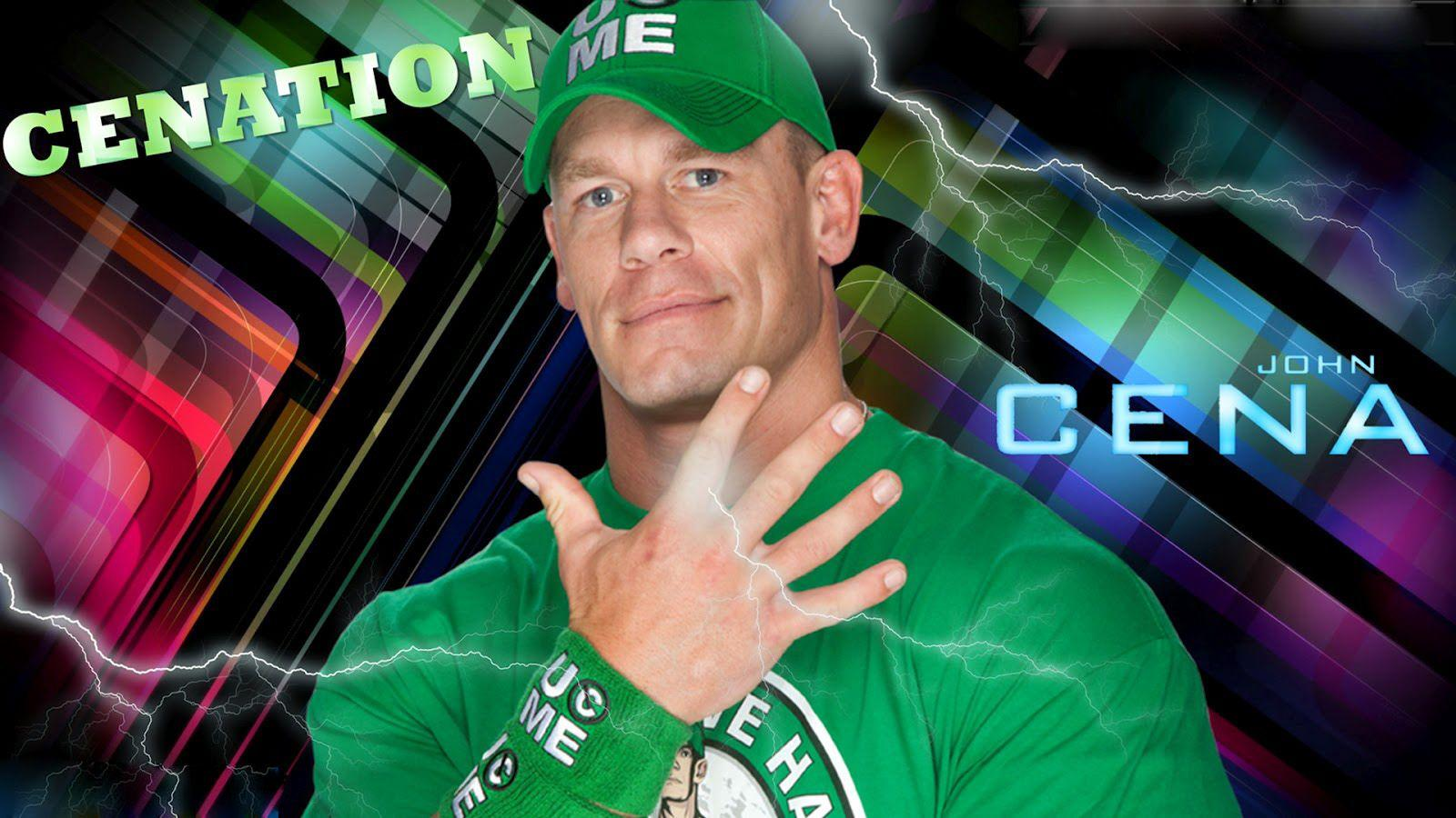 john cena never give up wallpapers green - wallpaper cave