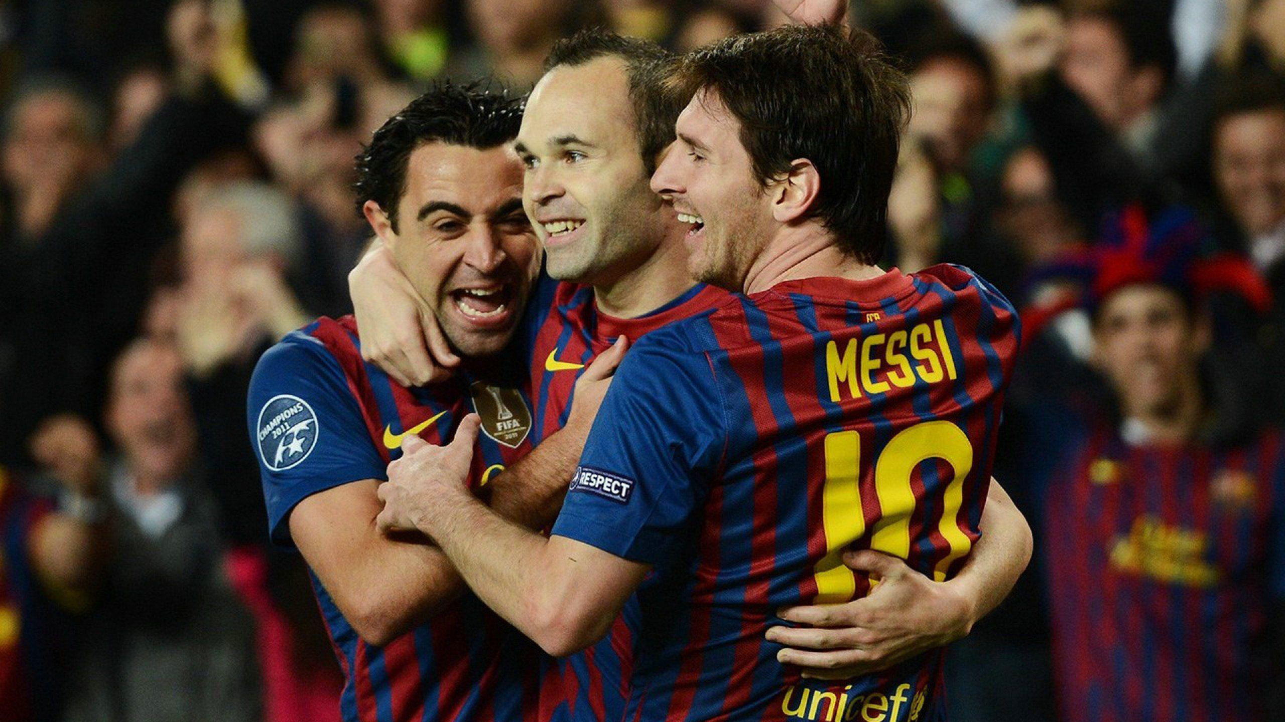 Xavi Iniesta Wallpapers Wallpaper Cave