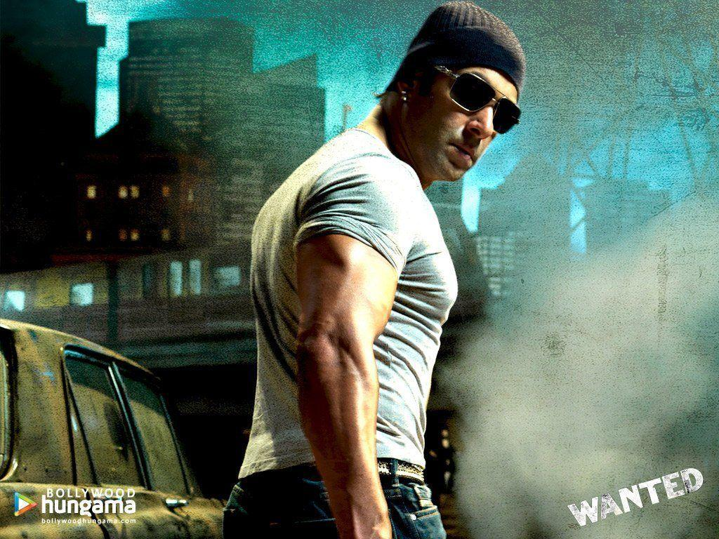 wanted...salman khan movie