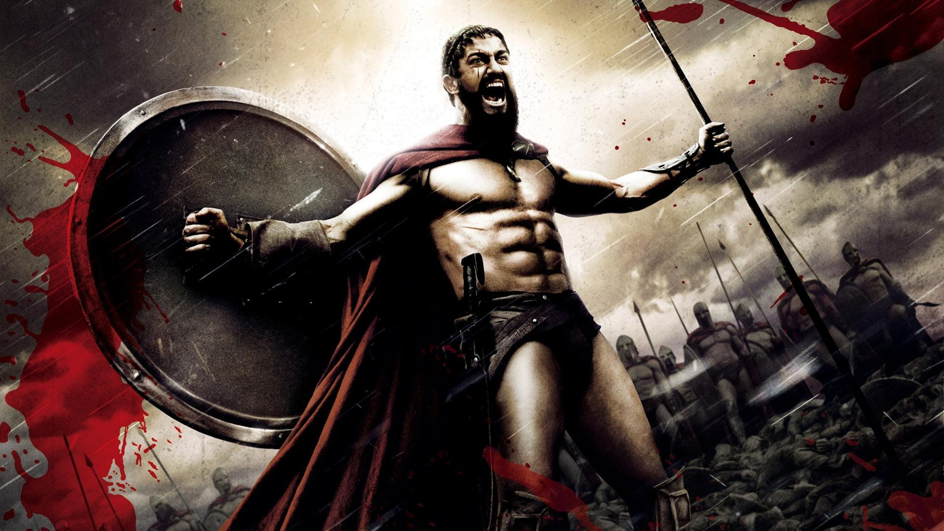 300 movie h.d wallpapers - wallpaper cave