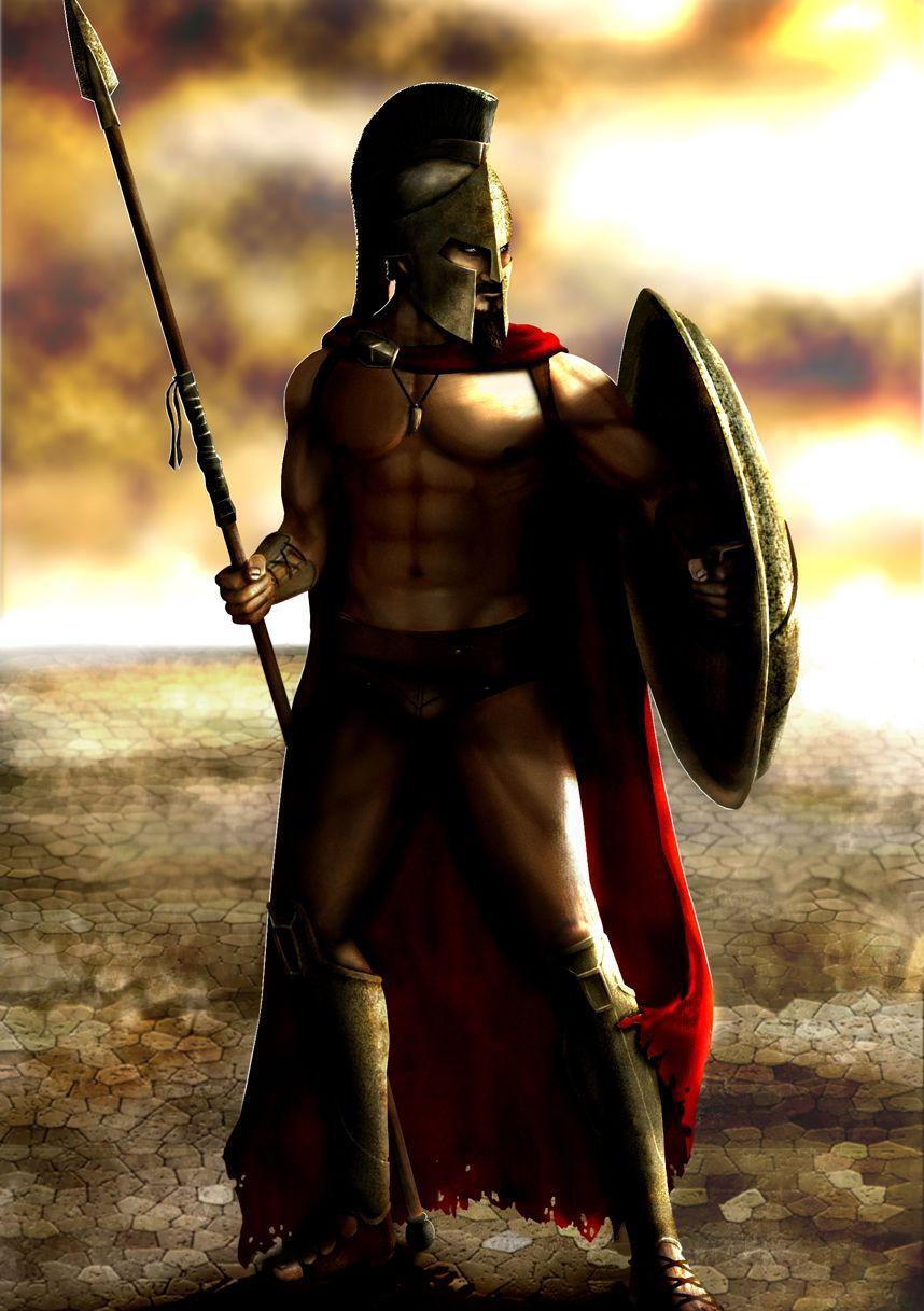 Leonidas Wallpapers Hd Wallpaper Cave