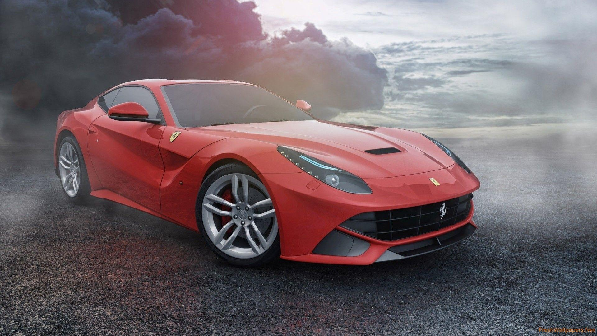 Background Ferrari Wallpaper Download
