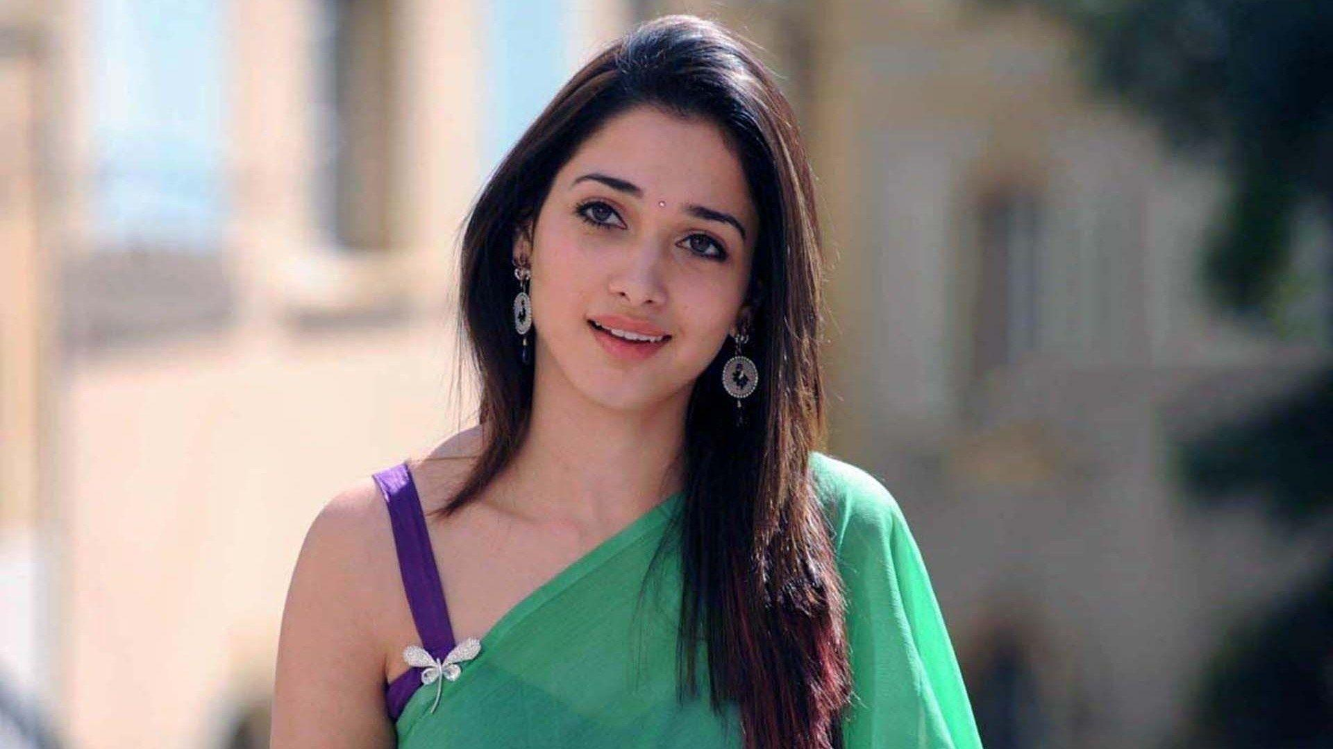 Tamanna Bhatia Hd Saree Wallpapers 1920x1080 Wallpaper Cave