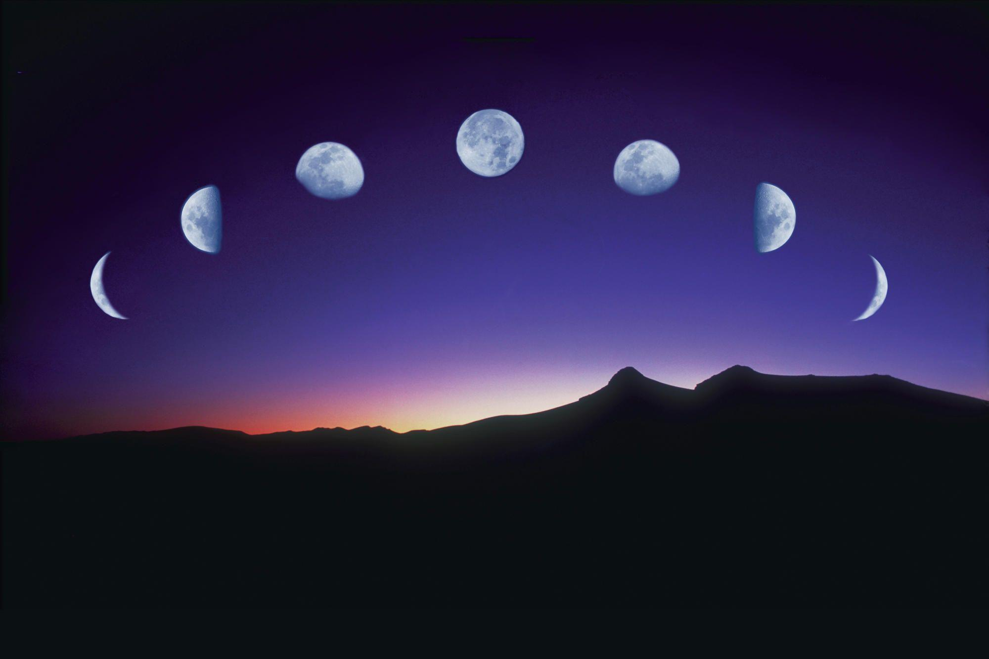 309 Moon HD Wallpapers | Background Images - Wallpaper Abyss