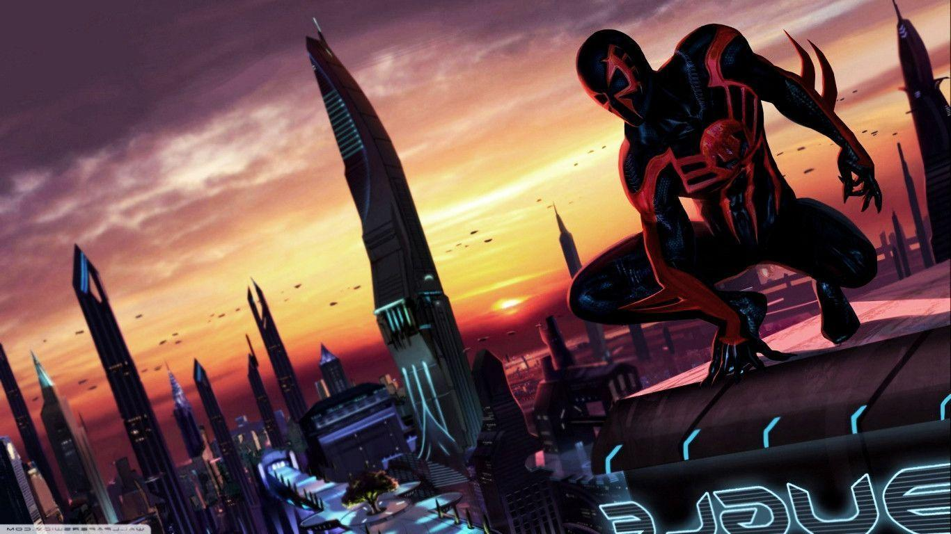 Cool Spiderman 2099 Wallpaper: Spider Man 2099 Wallpapers HD