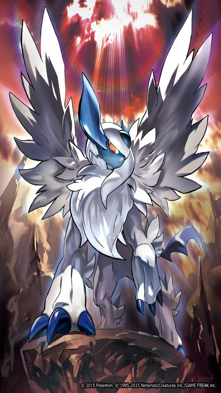 Mega Absol wallpapers by toxictidus • ZEDGE™