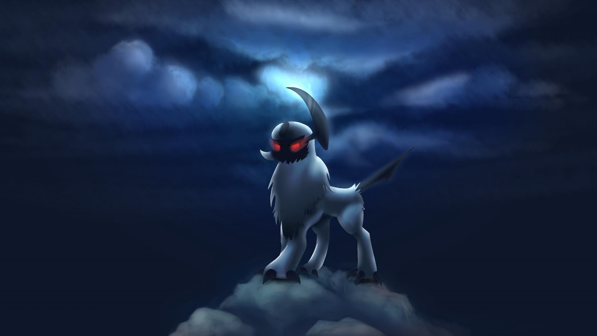 Pokemon monsters absol wallpapers