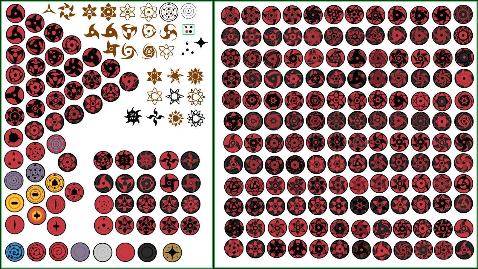 Madara Uchiha Eternal Mangekyou Sharingan Wallpapers
