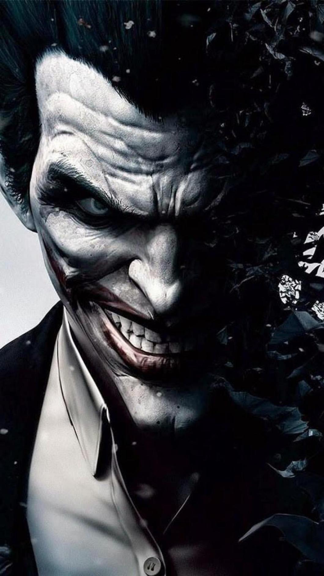 Joker Mobile Wallpapers Wallpaper Cave