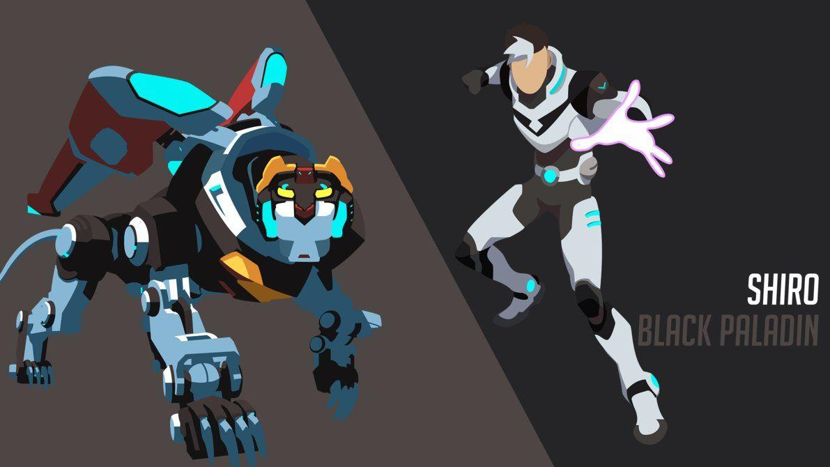 Shiro Wallpaper (Voltron Legendary Defender) by EthantheLion on ...