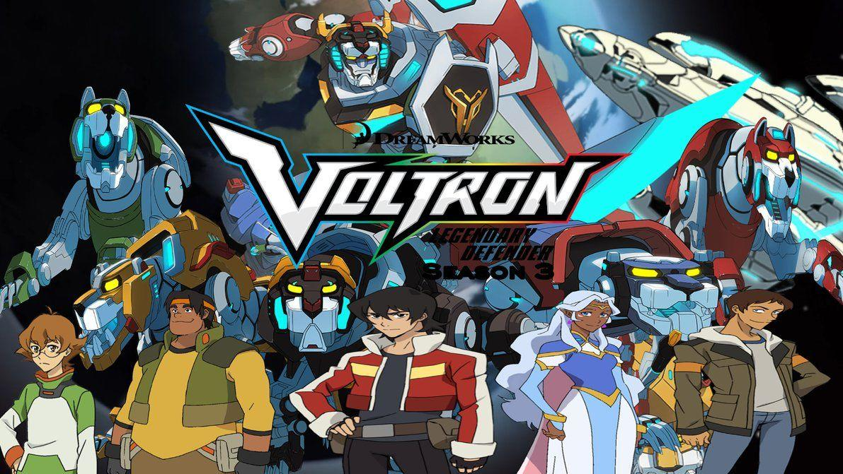 Voltron Legendary Defender Season 3 poster by Ltdtaylor1970 on ...