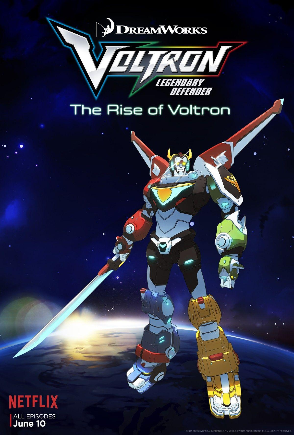 Voltron: legendary defender images Voltron poster HD wallpaper and ...