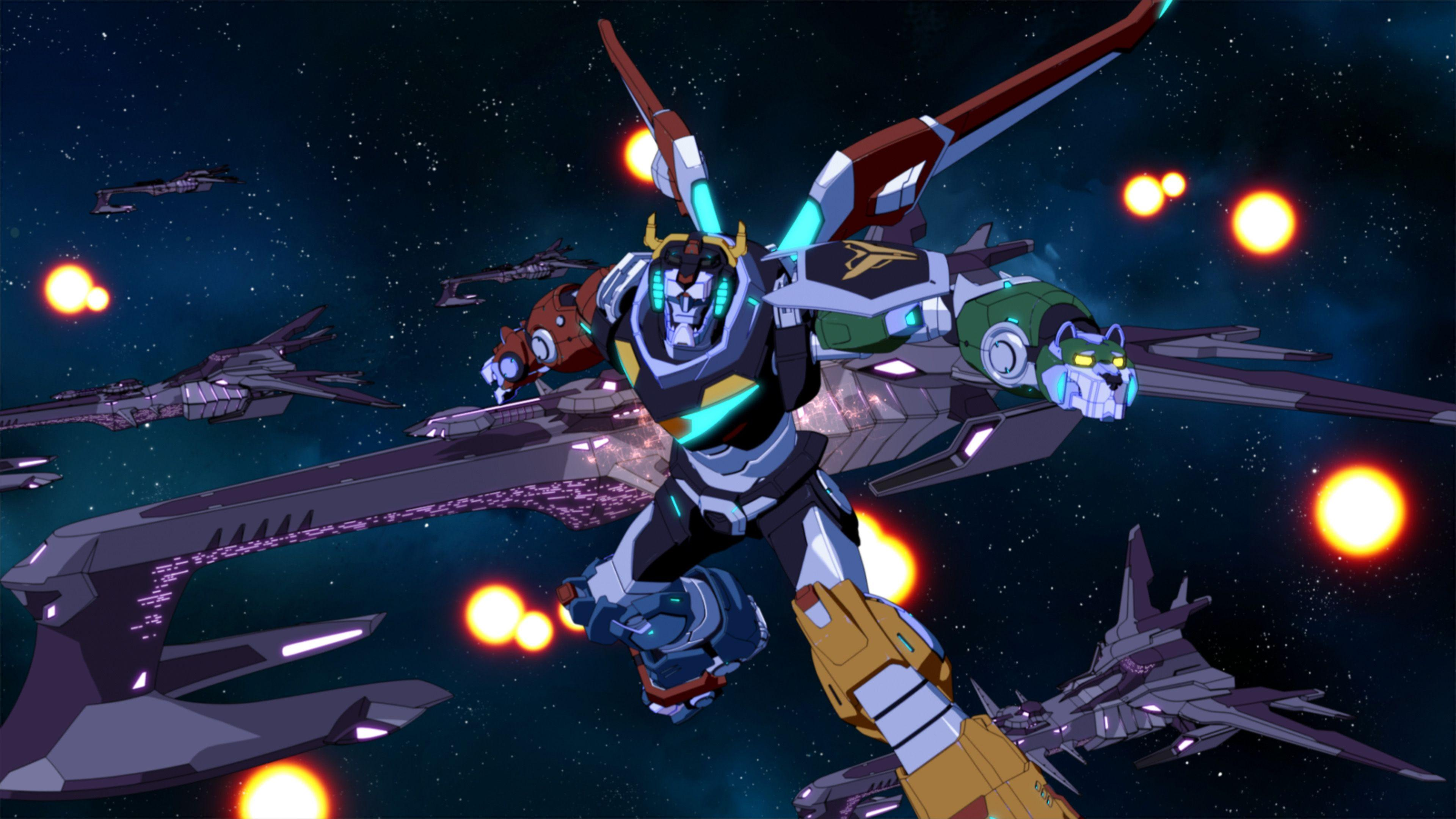 Voltron Legendary Defender Wallpapers Wallpaper Cave
