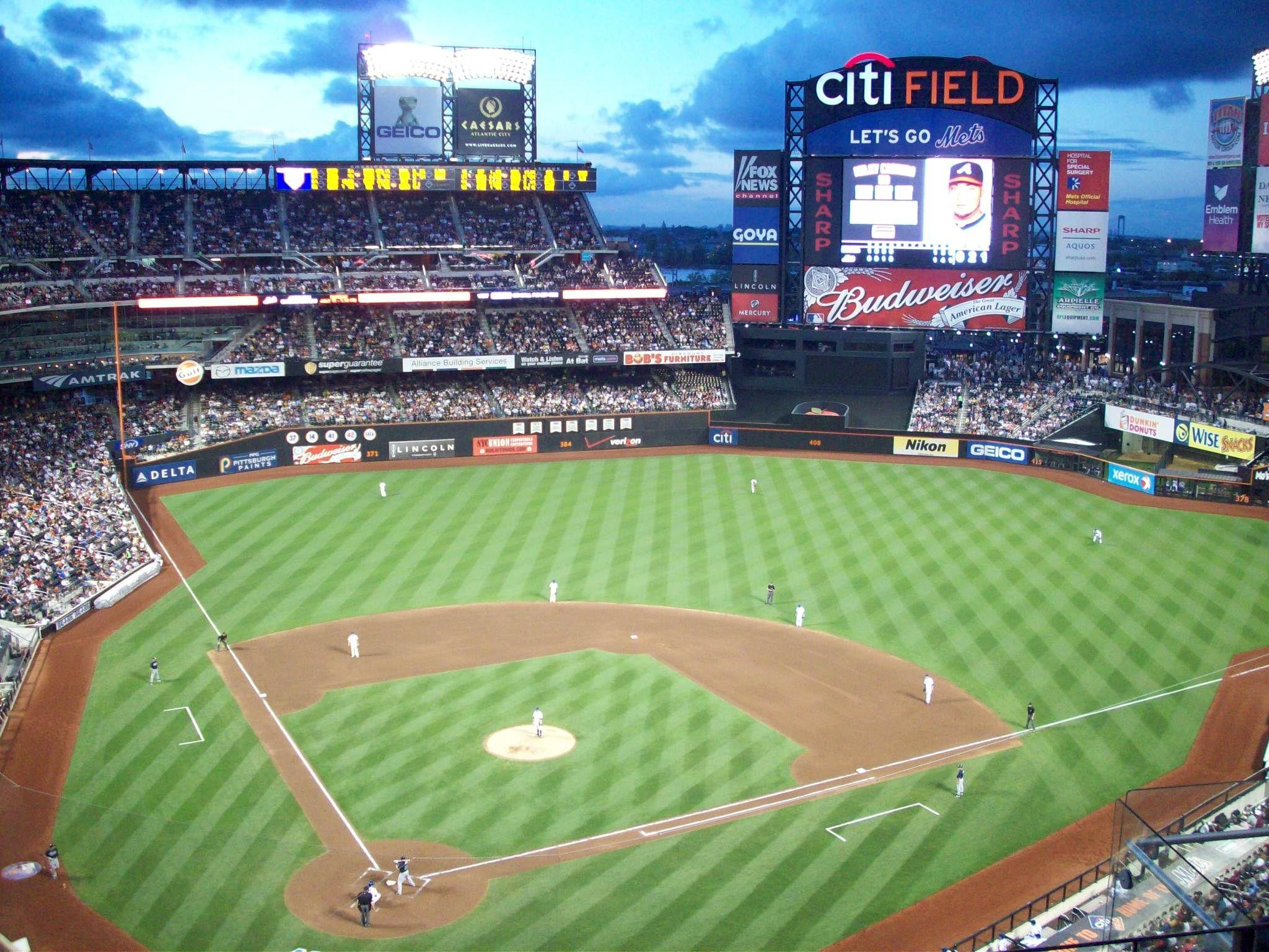 New york mets citi field wallpapers wallpaper cave new york city ny citi field and heartland brewery ballparks and thecheapjerseys Choice Image