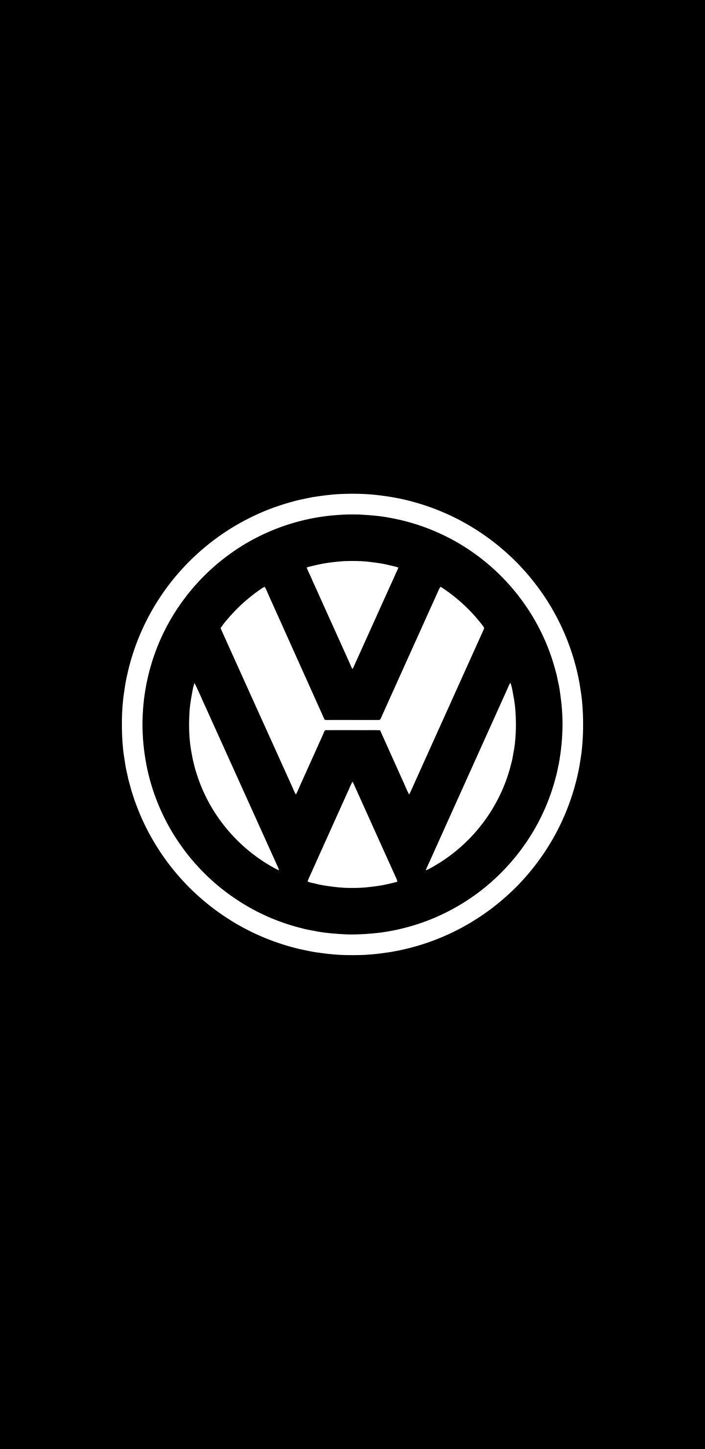Volkswagen Logo Wallpapers Wallpaper Cave