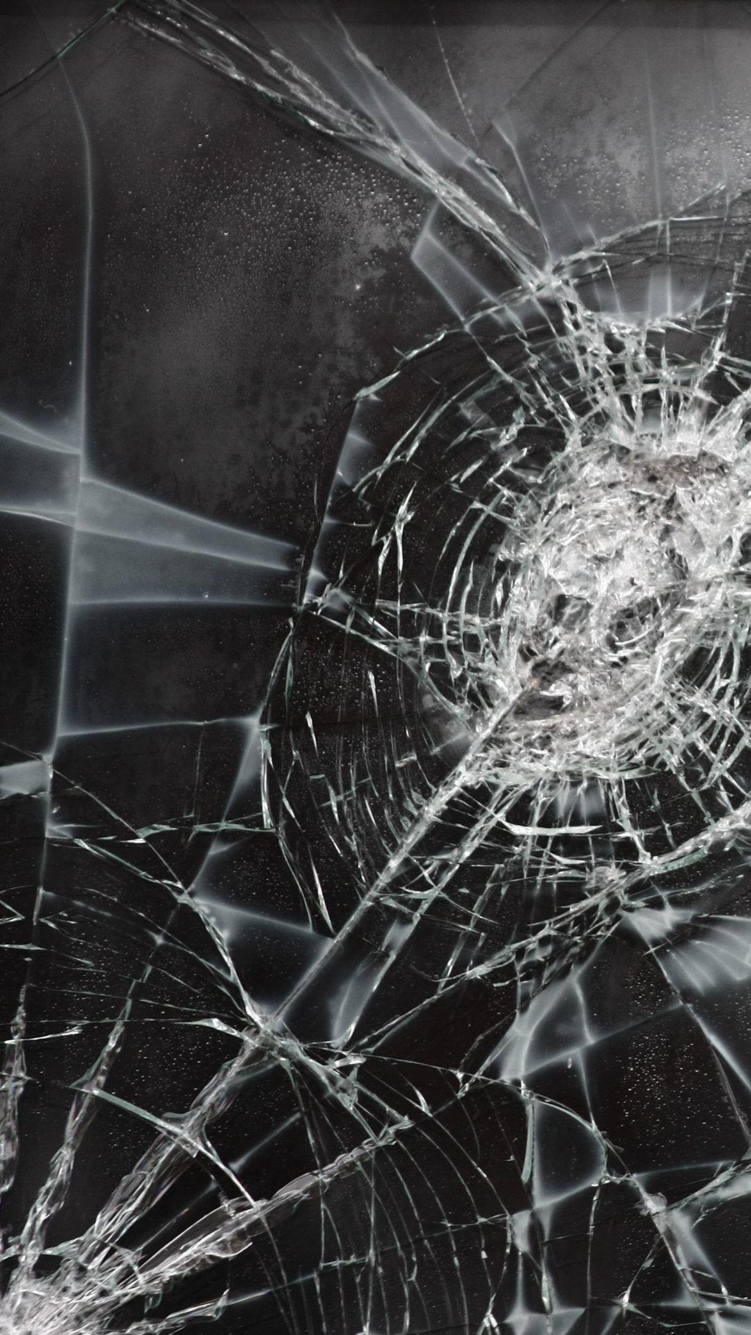 Broken Glass Wallpapers HD - Wallpaper Cave
