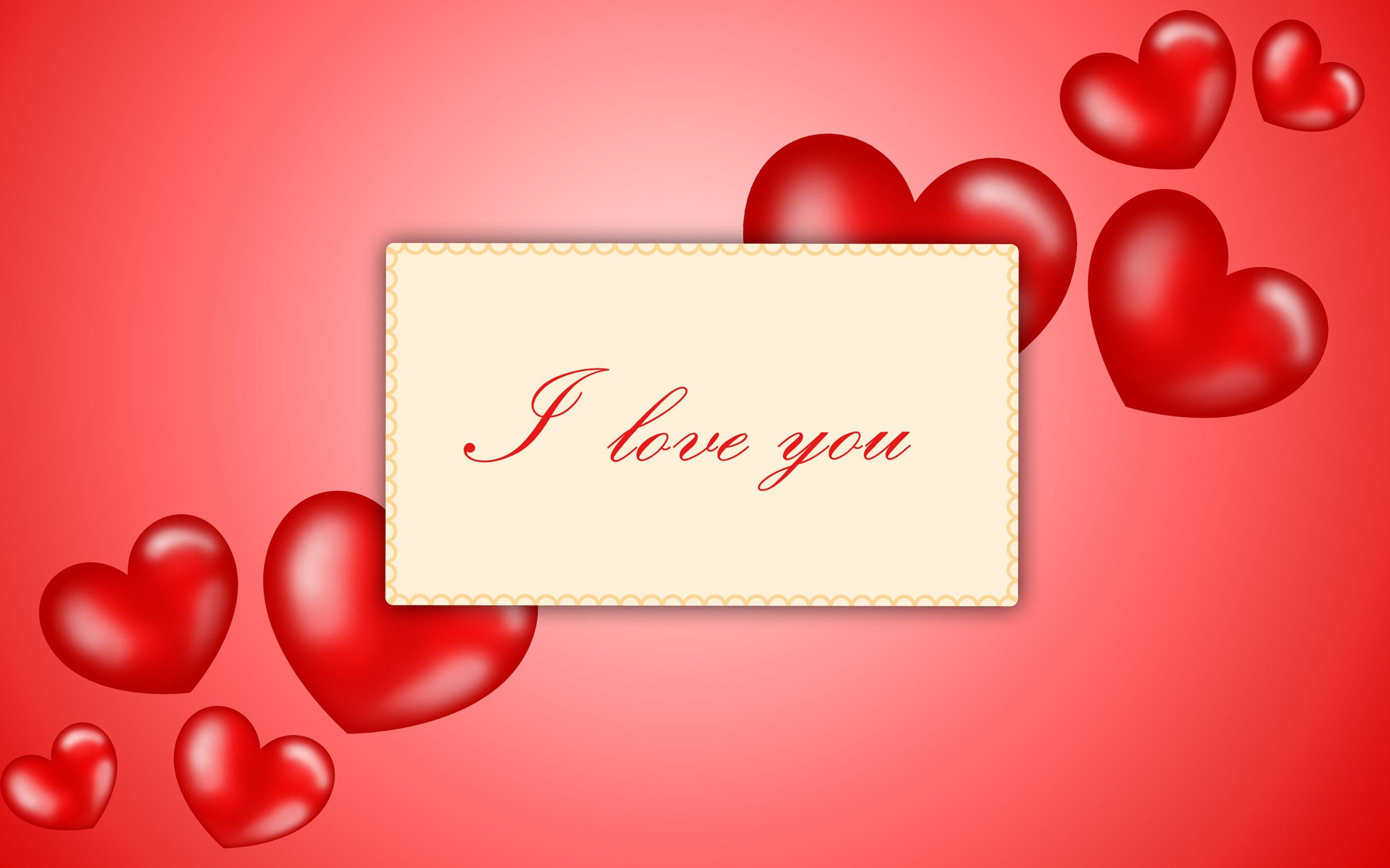 I Love You F Wallpapers Wallpaper Cave