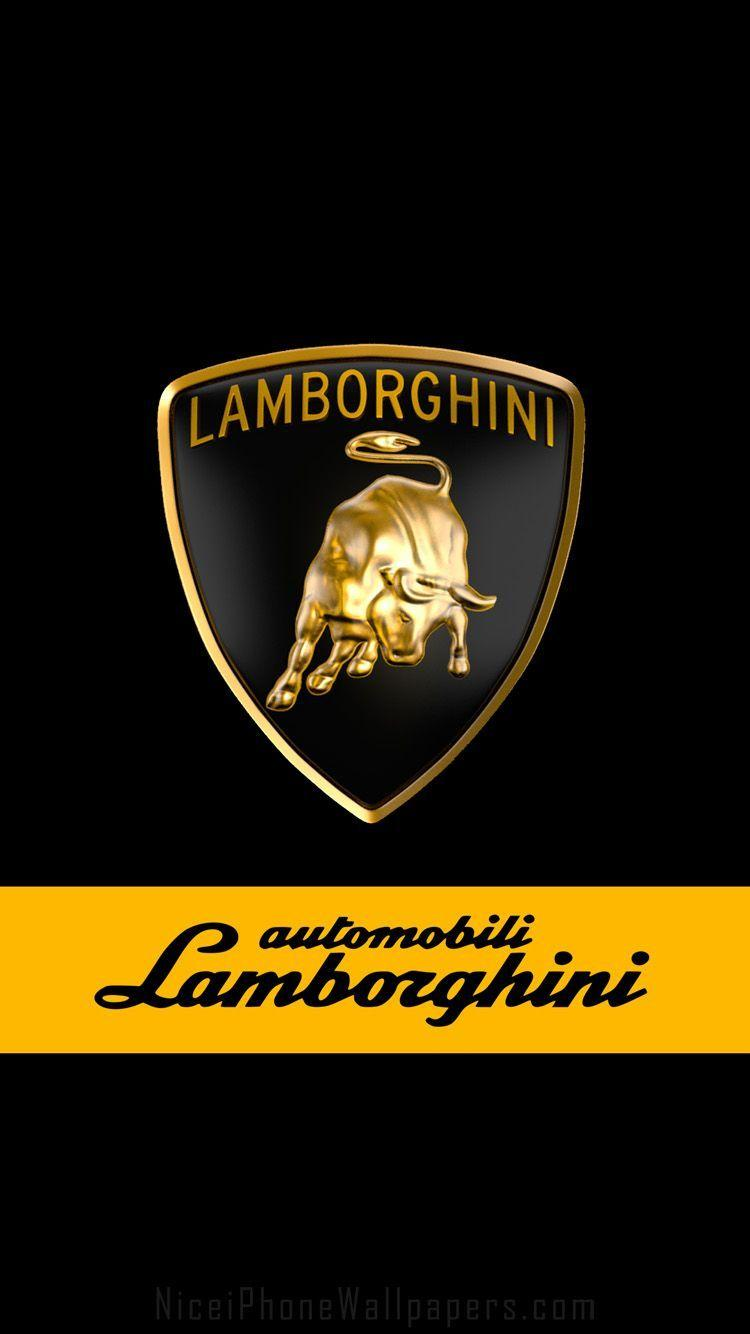 Logo Lamborghini Wallpapers Wallpaper Cave
