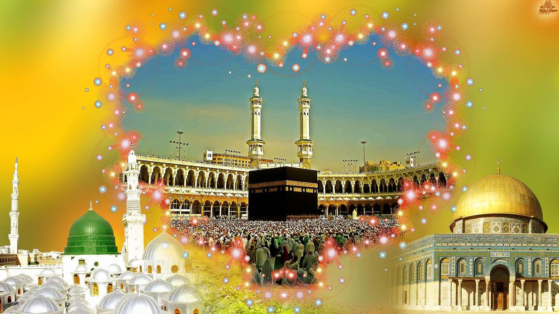 Makka Madina Wallpapers Wallpaper Cave