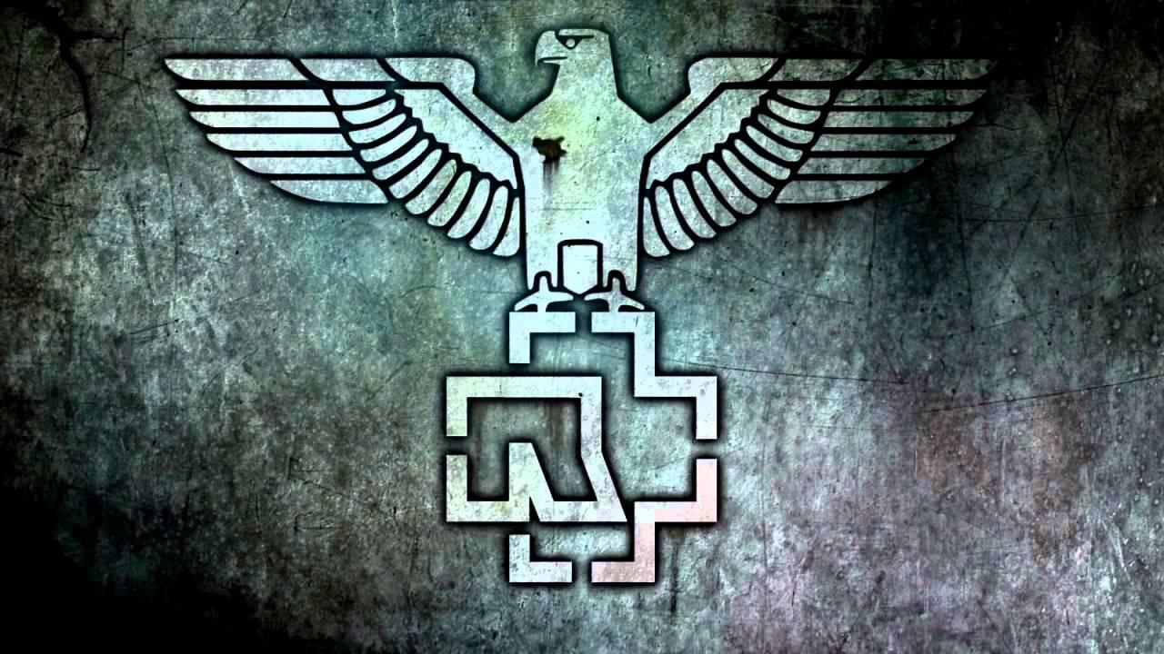 Rammstein Logo Wallpapers - Wallpaper Cave