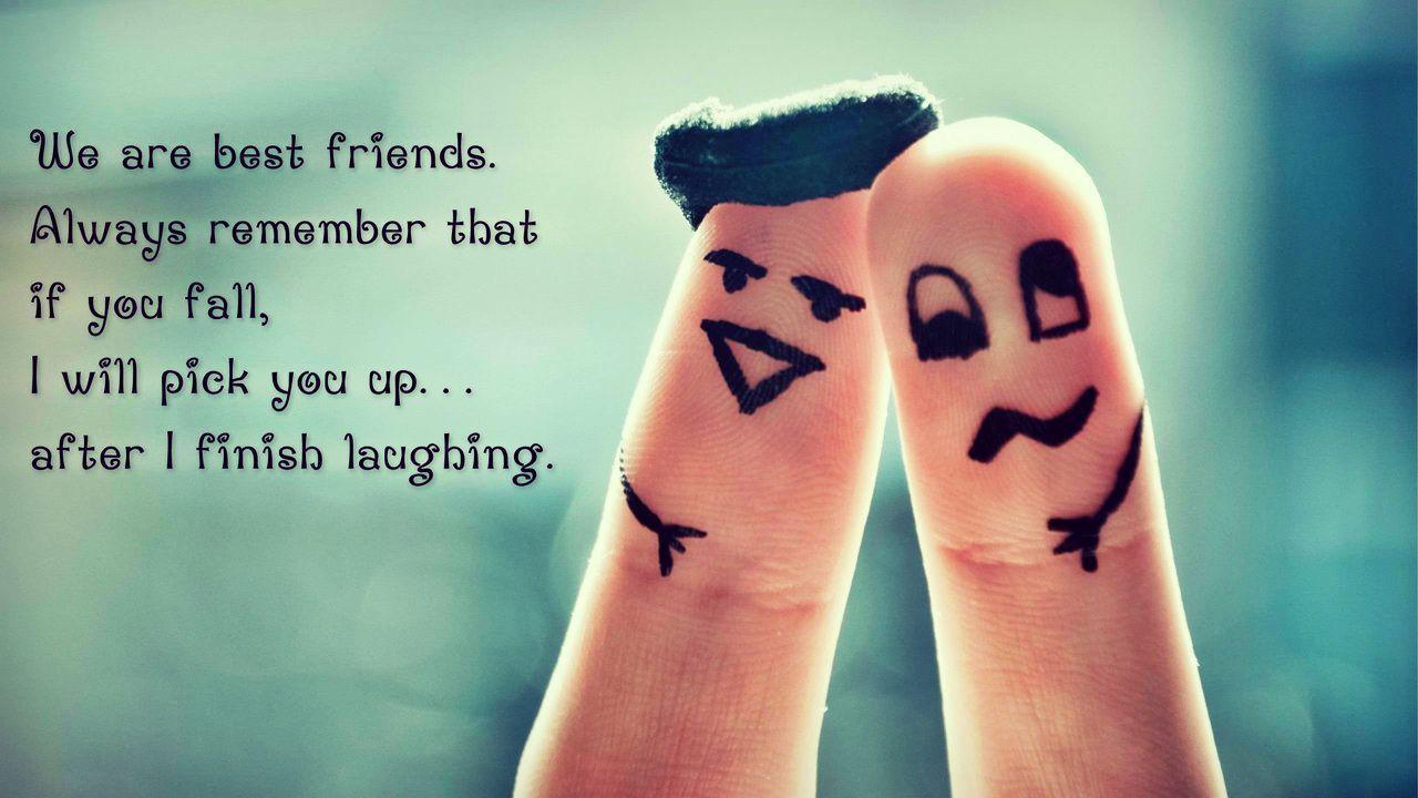 Friendship Best Friend Sweet Cute Wallpapers