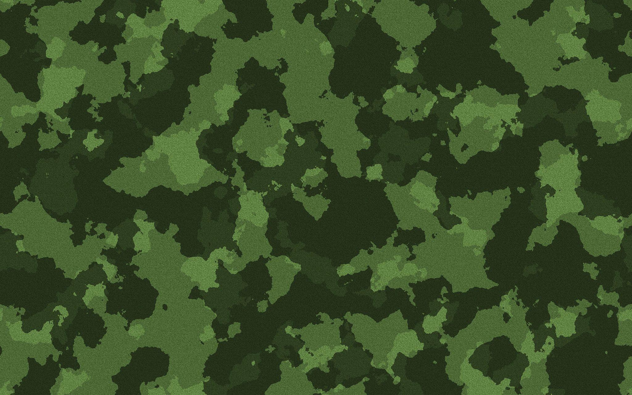 Camouflage Green Army Texture | Photo Texture & Background