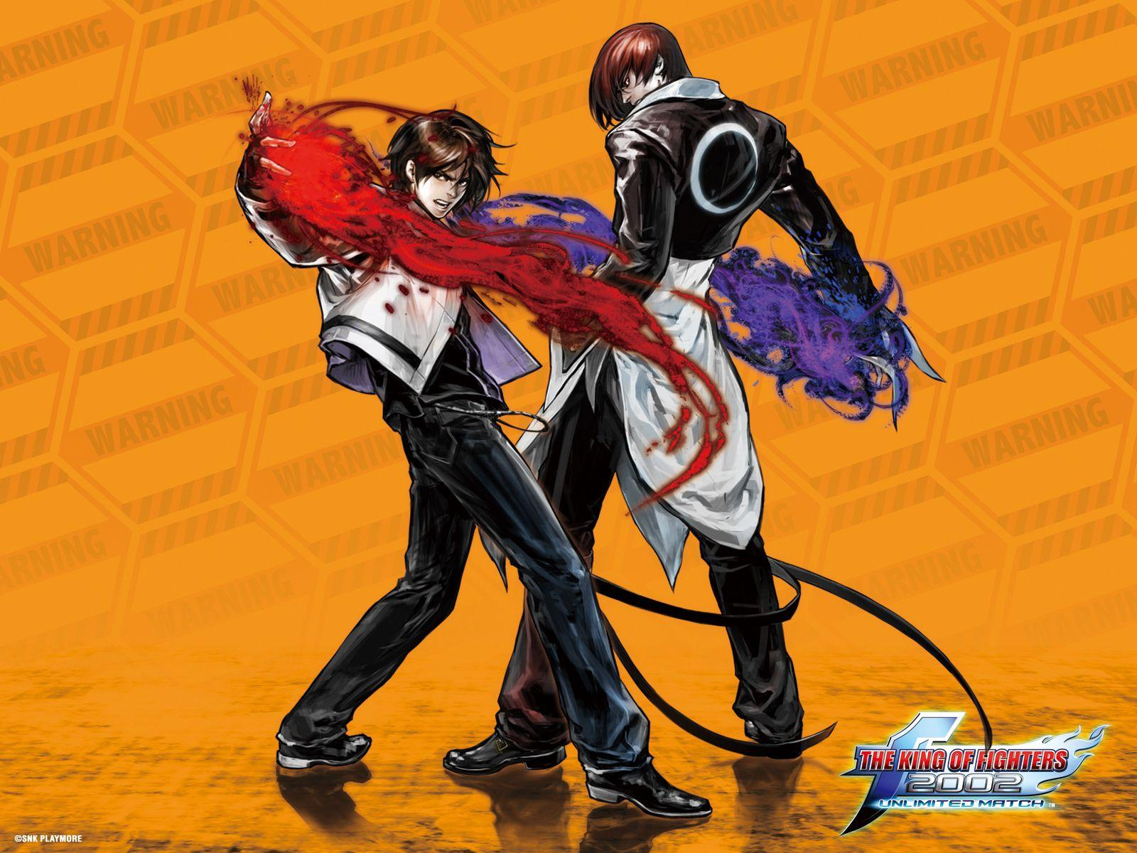 The King Of Fighters Wallpapers Wallpaper Cave