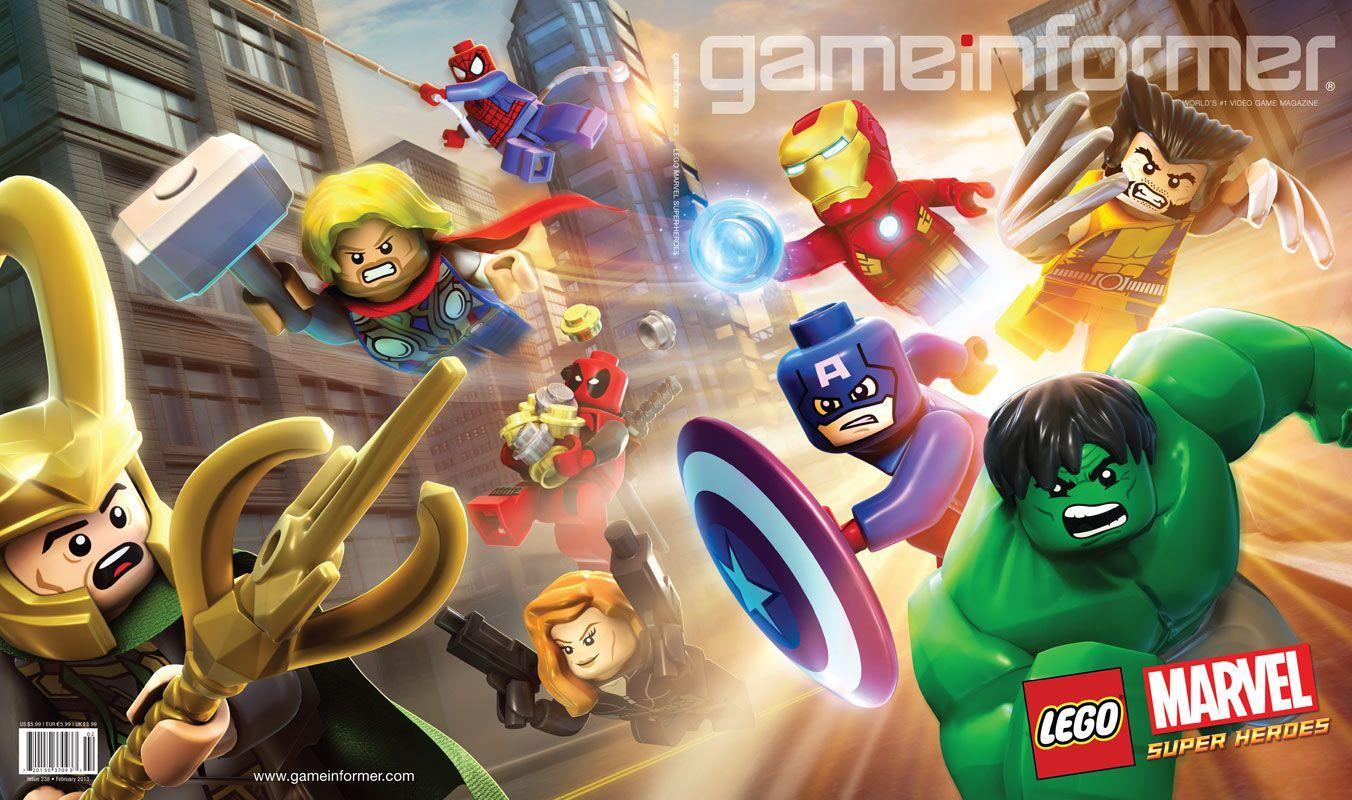 Lego Marvel Superheroes Hd Wallpapers Wallpaper Cave