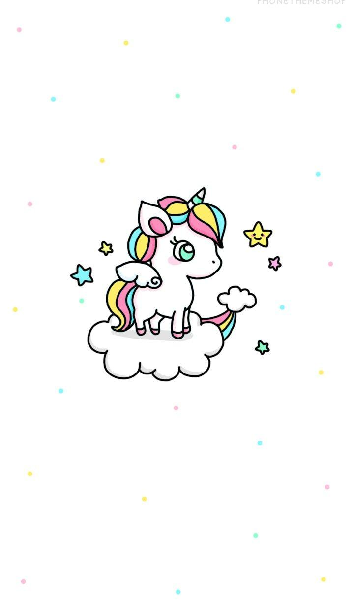 Cute unicorn Wallpapers …
