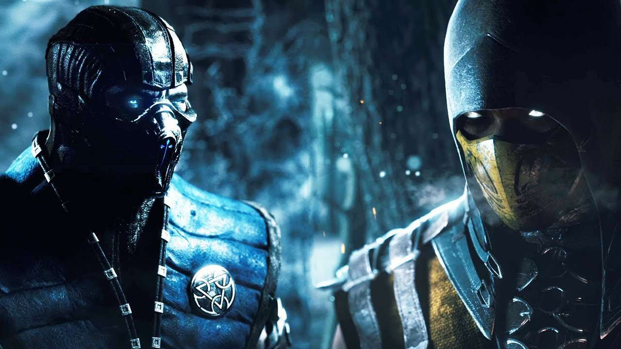 Scorpion Wallpapers Mortal Kombat Group