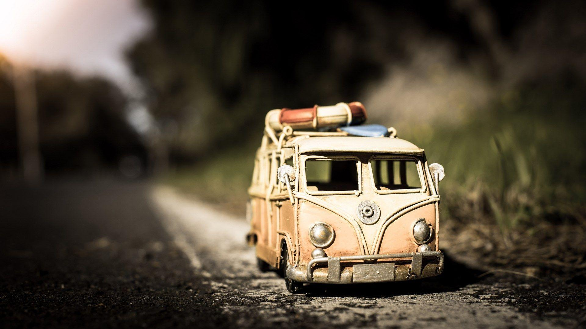 Volkswagen Bus Wallpapers Desktop