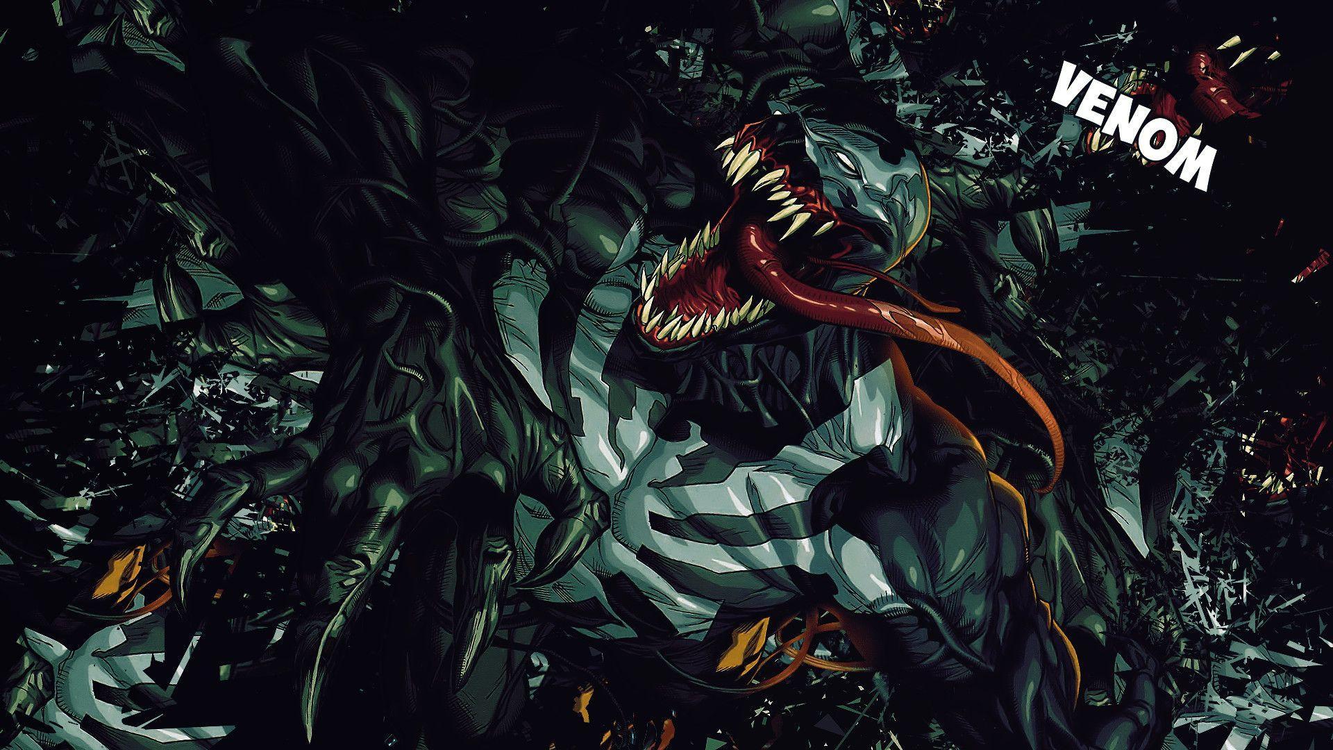 Carnage Vs Venom Wallpapers Hd Wallpaper Cave