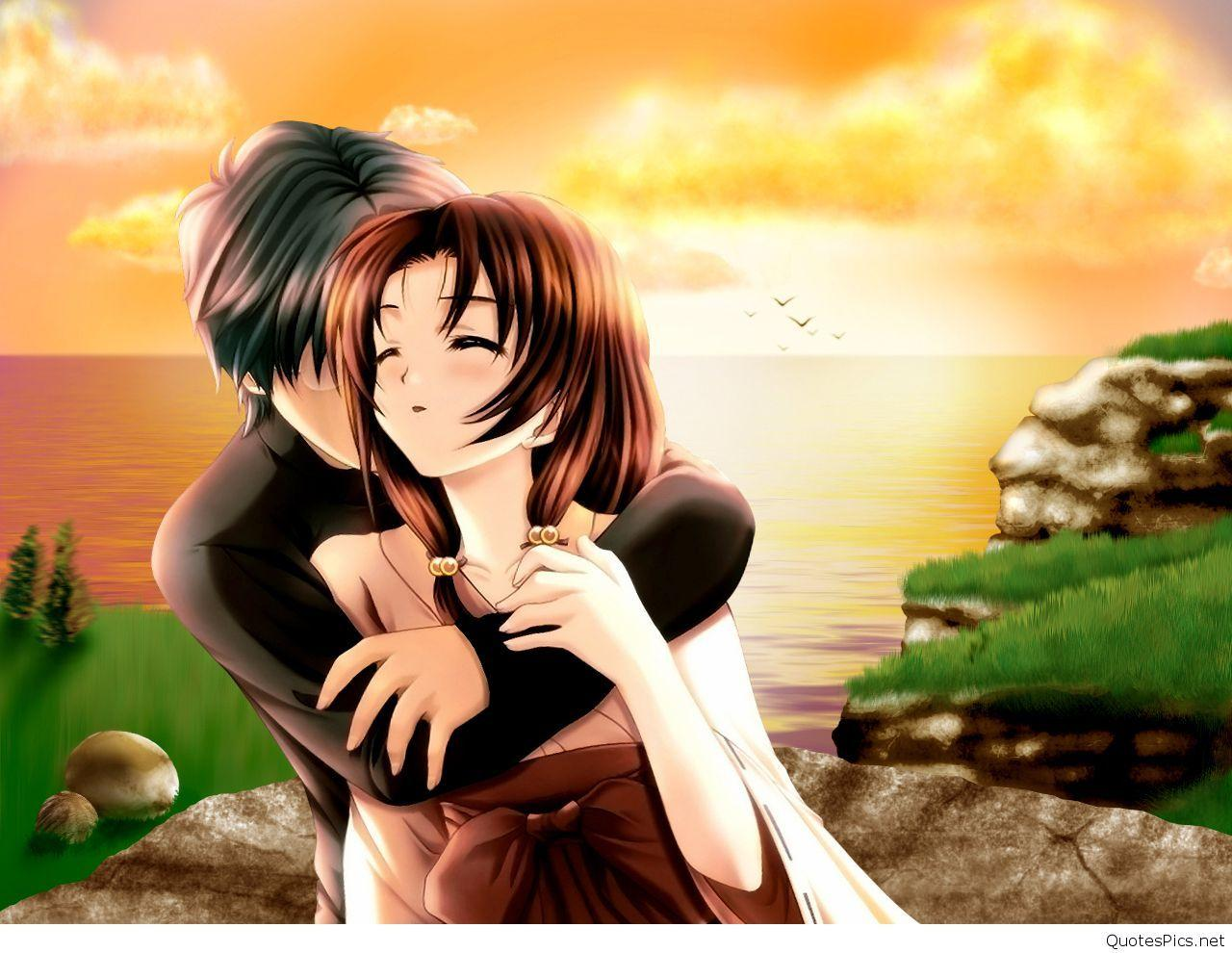 Cute Love Couple Hd Wallpapers Wallpaper Cave