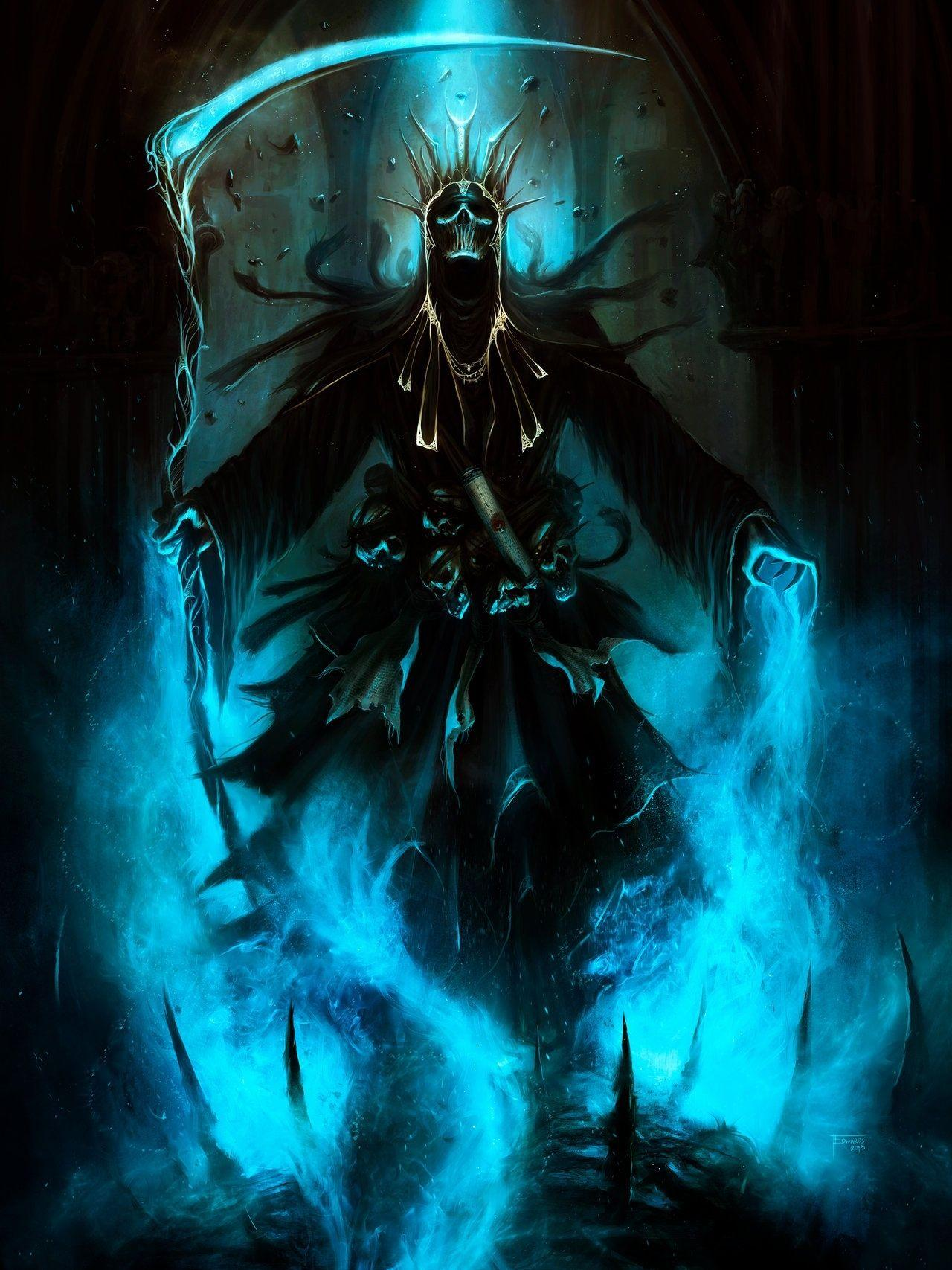 Death Reaper Wallpapers Hd Wallpaper Cave