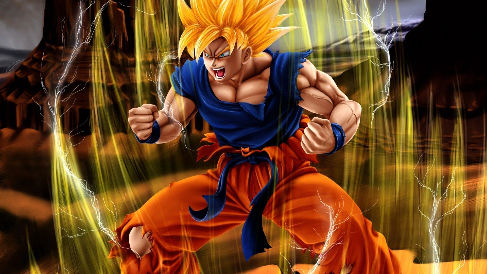 wallpaper.wiki-HD-Goku-Dragon-Ball-Z-Wallpaper-