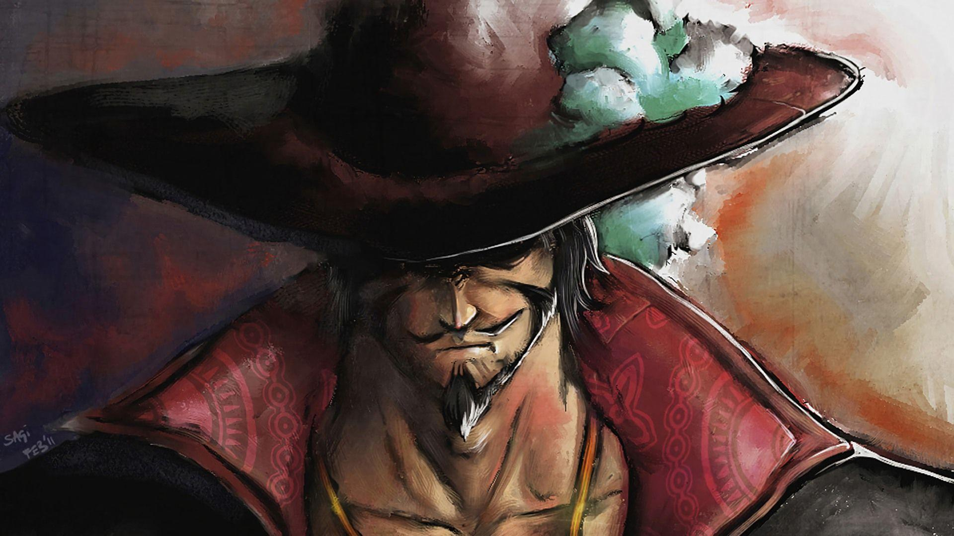 Dracule Mihawk Full HD Wallpapers and Backgrounds Image