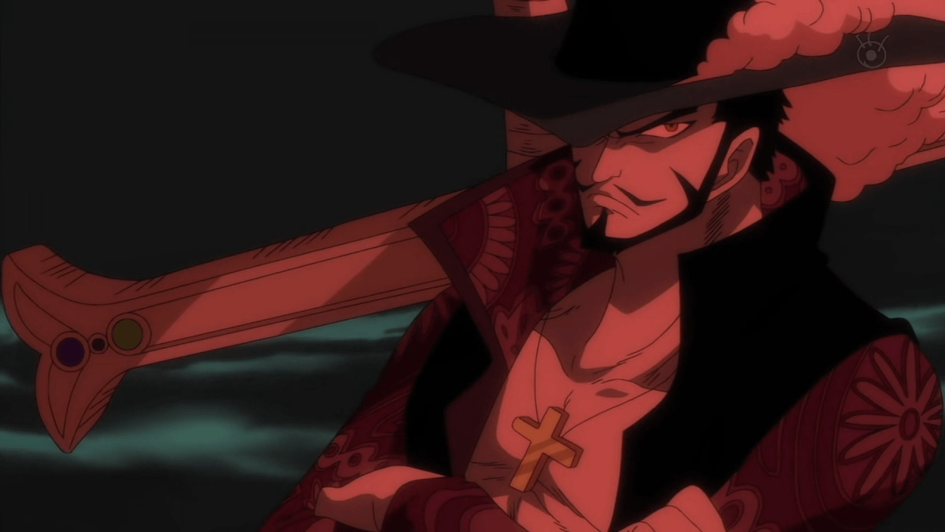 ScreenHeaven: Mihawk Dulacre One Piece