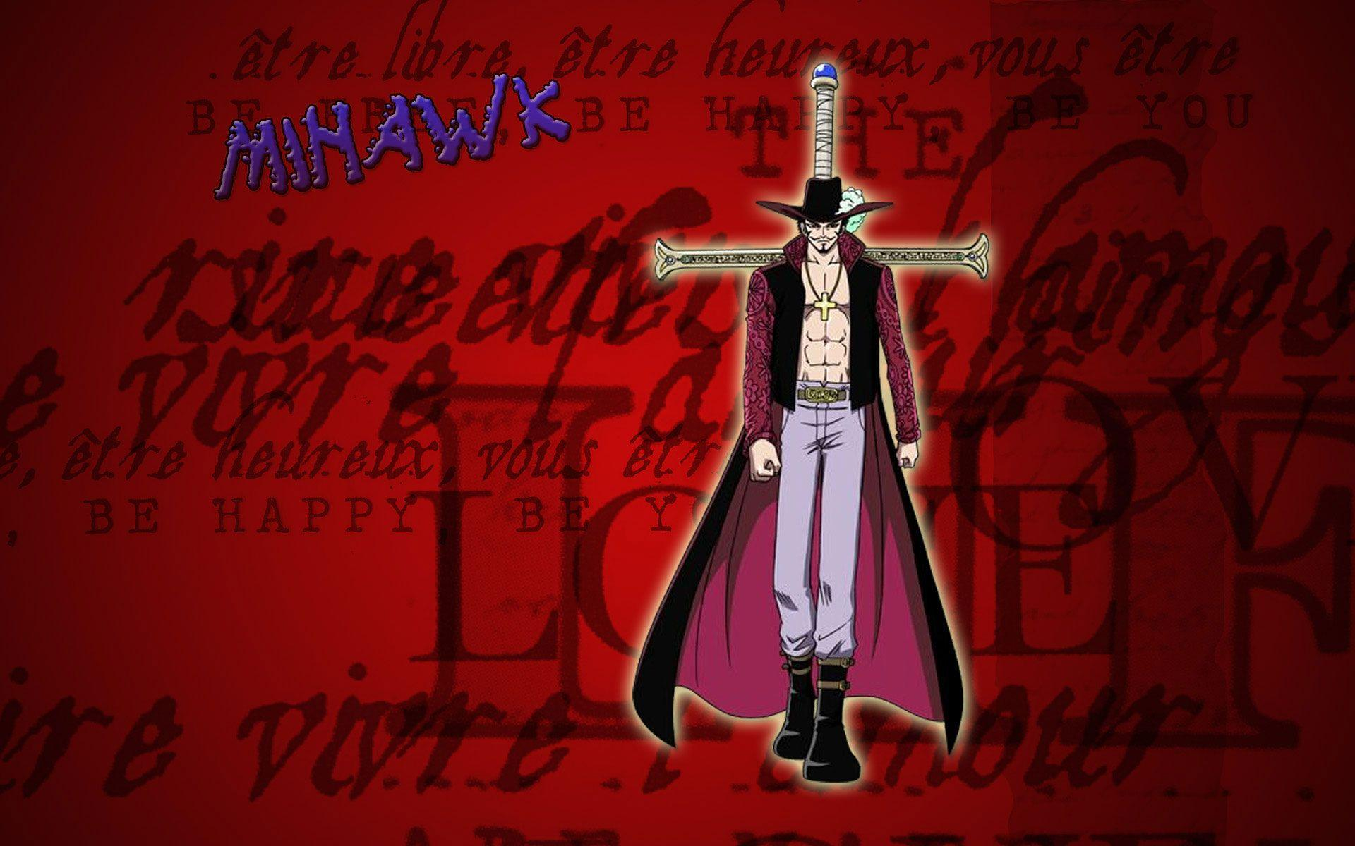 One Piece Mihawk HD Wallpapers in HD