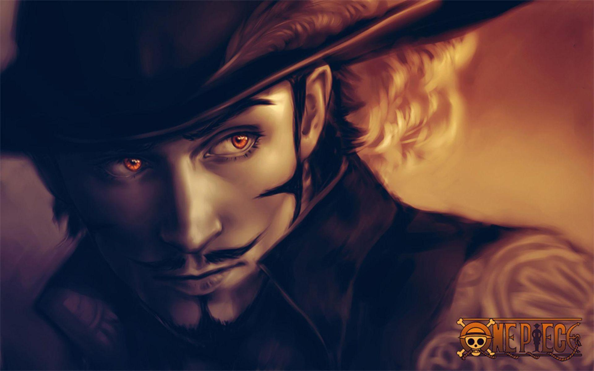 Dracule Hawk Eyes Mihawk Full HD Wallpapers and Backgrounds Image