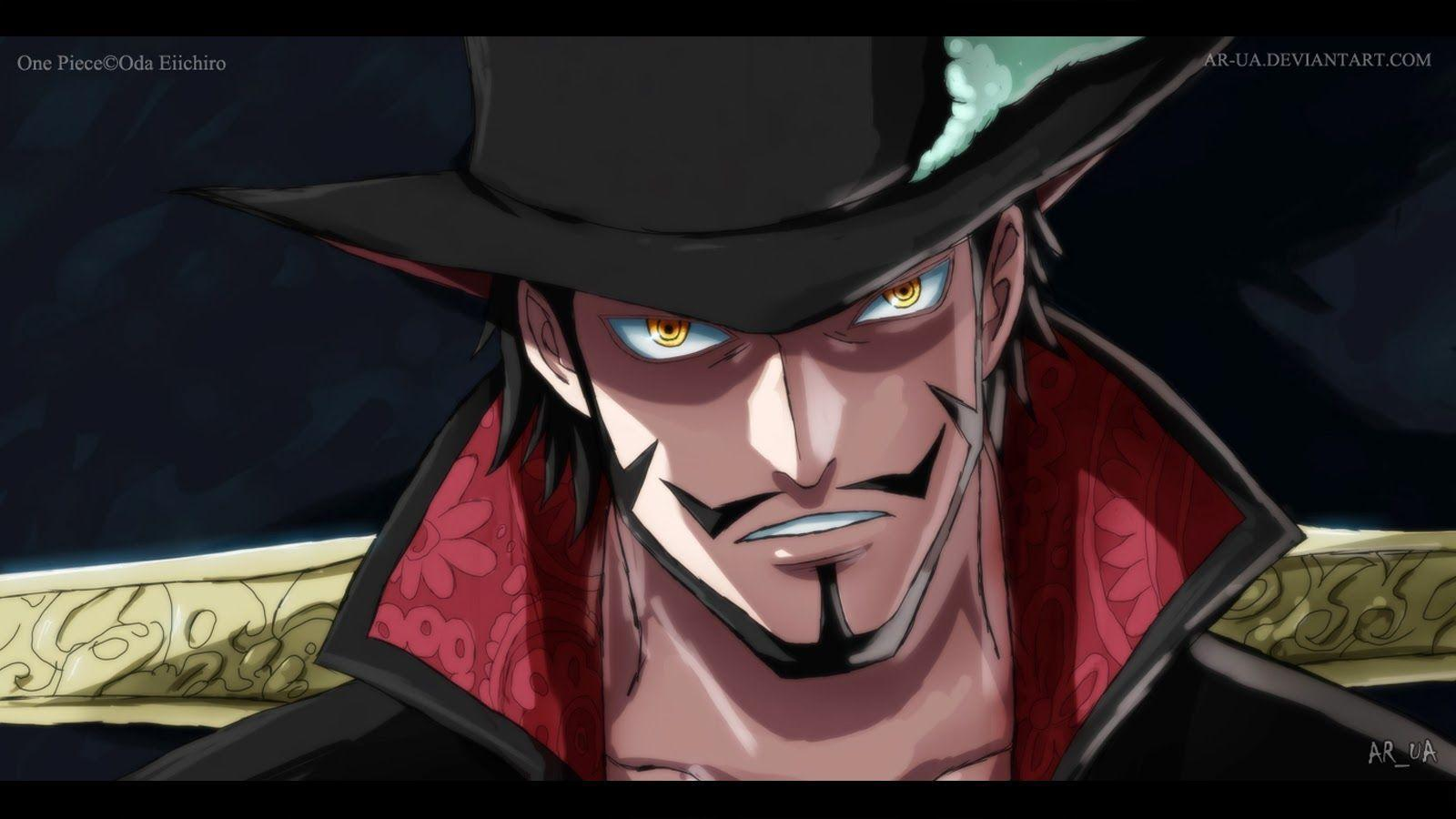 One Piece Mihawk Wallpapers Hd 17+