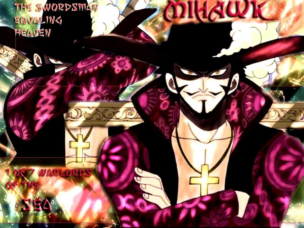 Mihawk One Piece:Anime Wallpapers