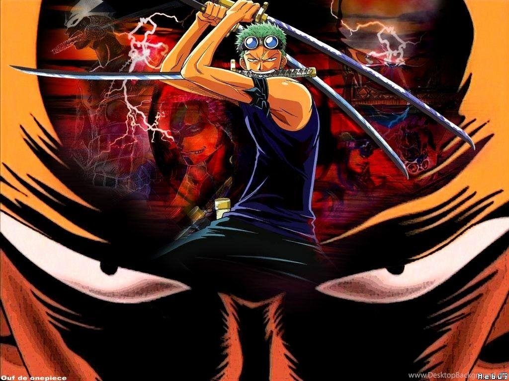 One Piece Zoro Mihawk Awesome Wallpapers Mihawk E Piece Zoro