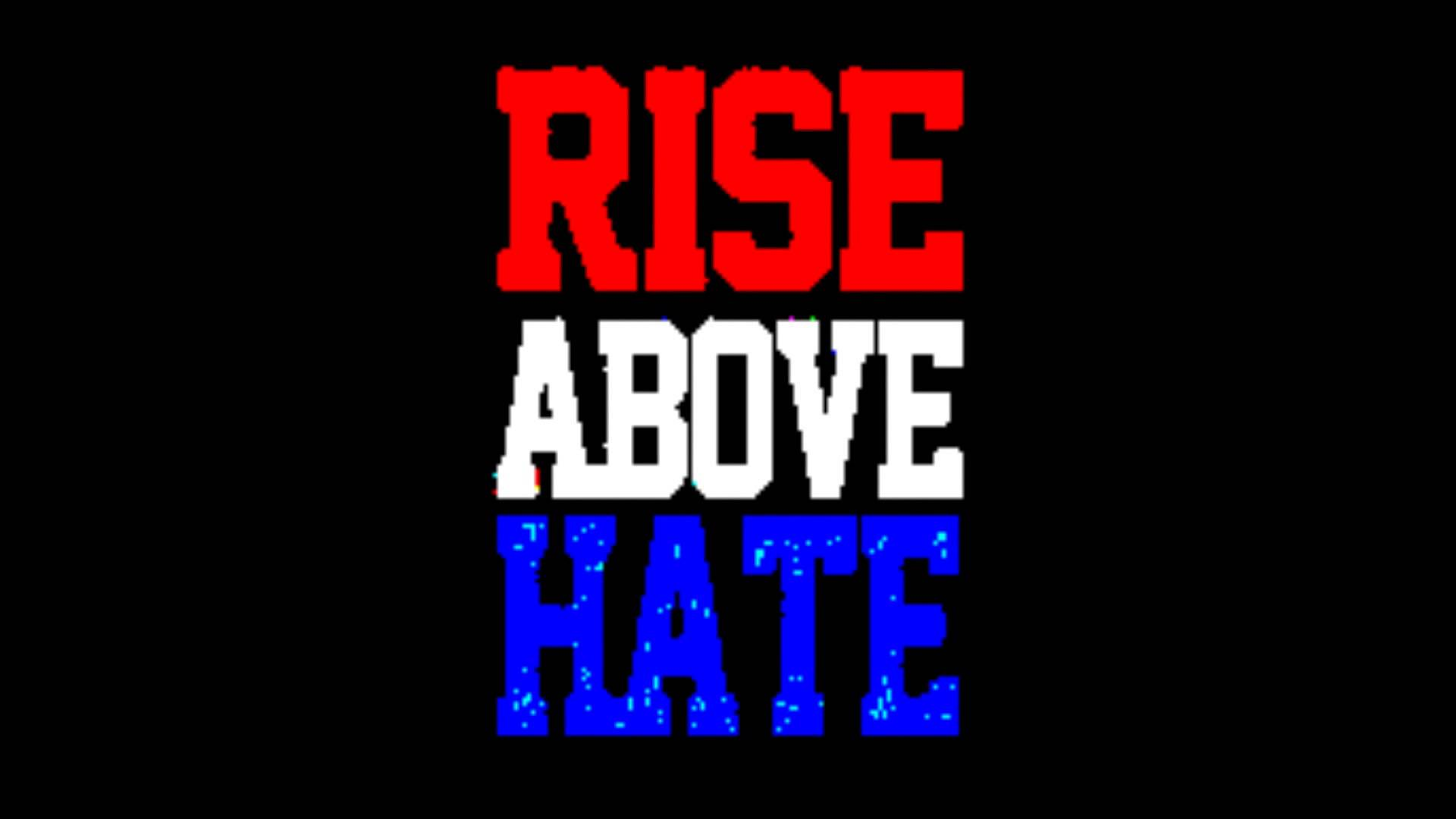 John Cena Wallpapers Rise Above Hate Wallpaper Cave