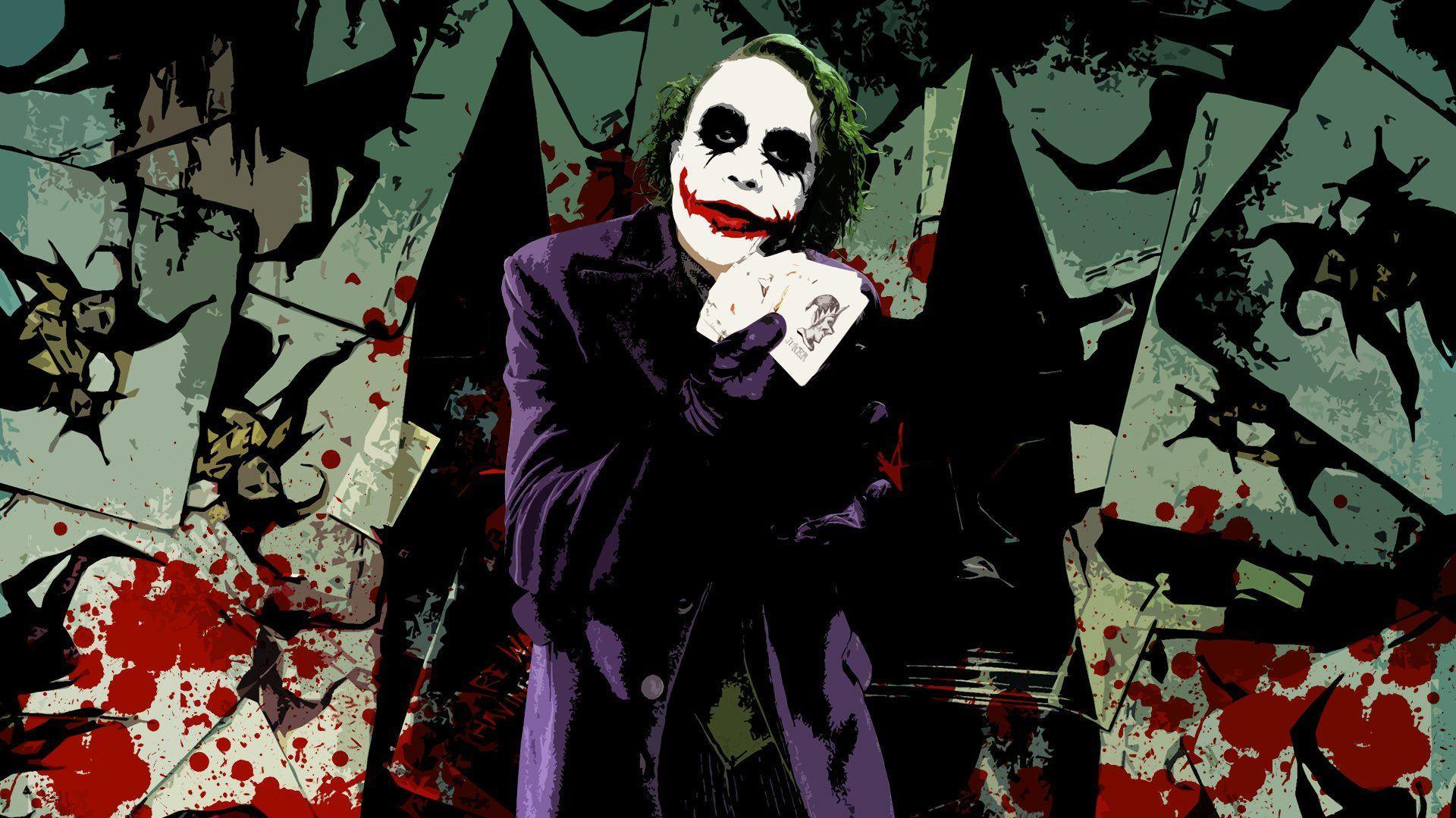 The Joker HD Wallpapers 1080p - Wallpaper Cave