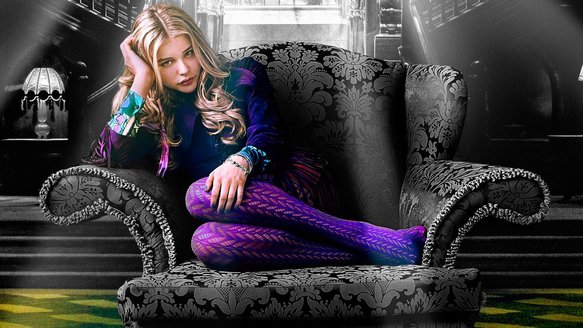 Chloe Grace Moretz wallpapers