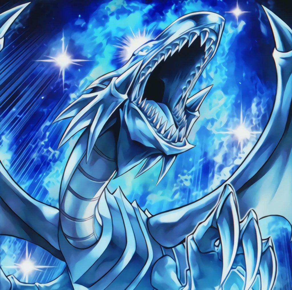 Blue Eyes White Dragon Wallpapers HD