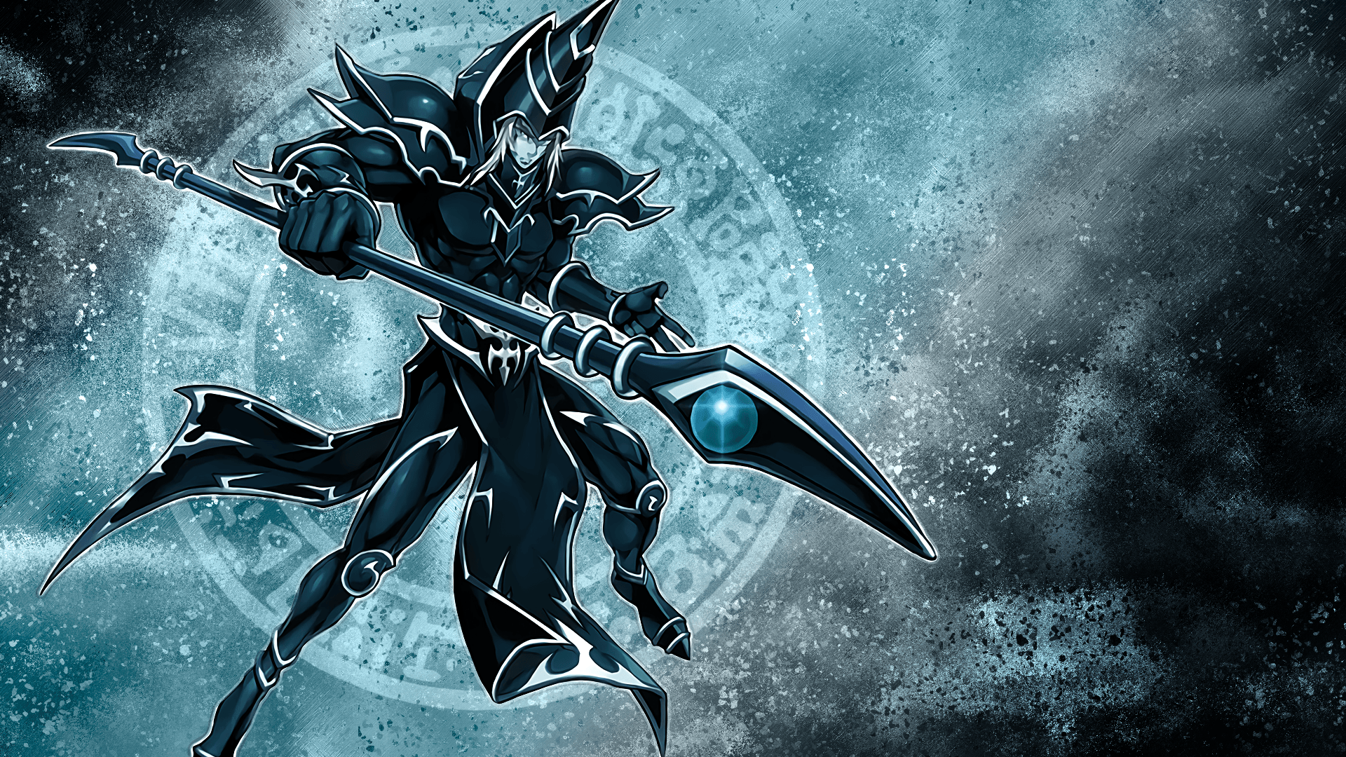 Yu Gi Oh Dark Magician Wallpapers Wallpaper Cave